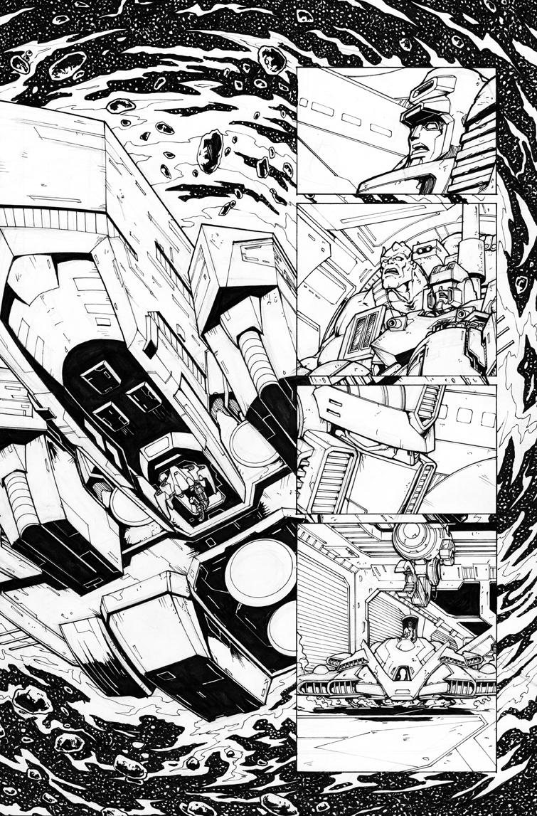 Original Transformers Optimus Prime