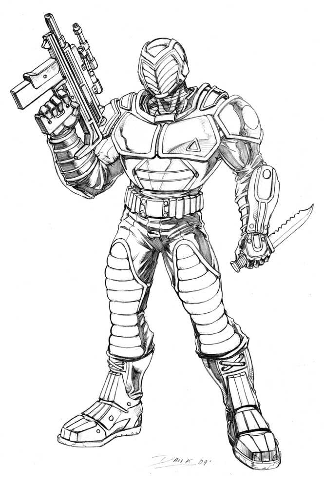 Original GI Joe Art. Cobra_Nullifier_pencilsml