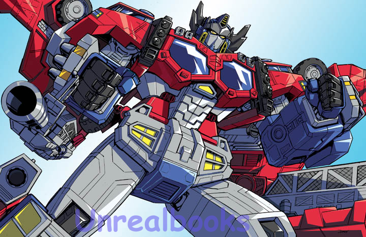 Cybertron Optimus Prime
