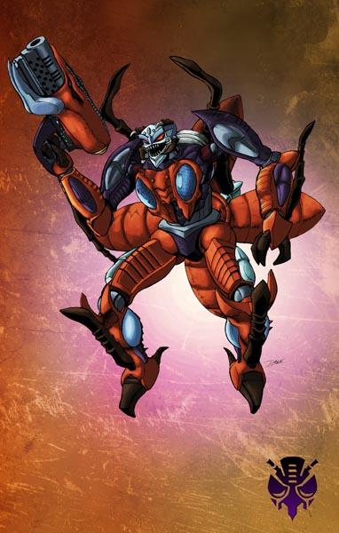 Transformers Inferno Beastwars
