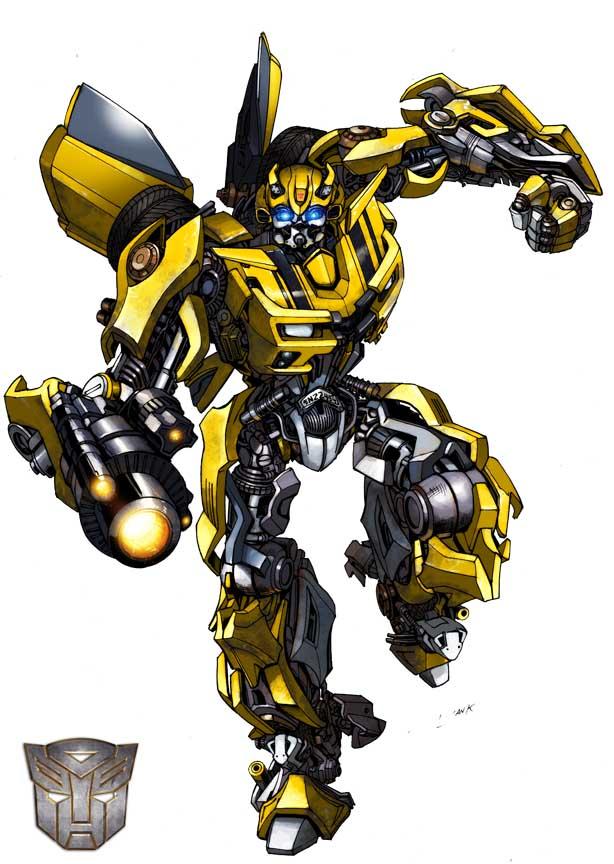 Movie Style Bumblebee