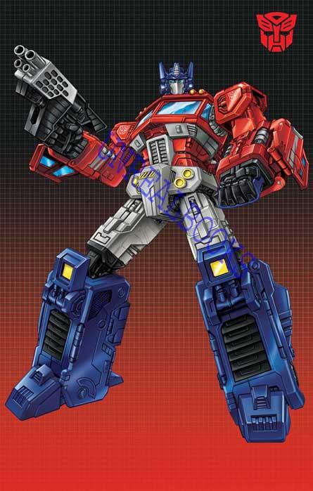 Classic Optimus Prime