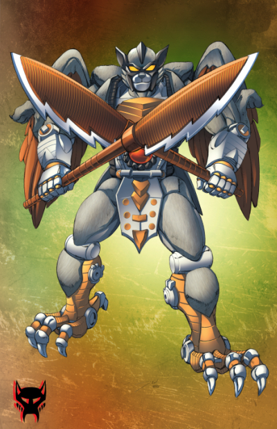 Beast Wars Silverbolt .