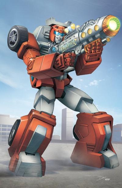 Transformers Swerve