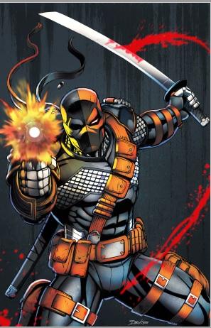 Deathstroke Slade Wilson