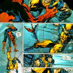 Wolverine VS Spiderman