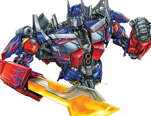 Transformers Movie Prime