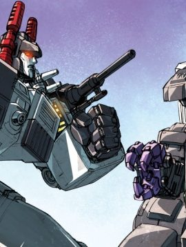 Metroplex vs Trypticon