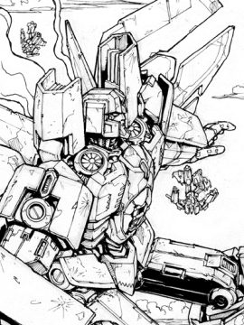Thundercracker Transformers