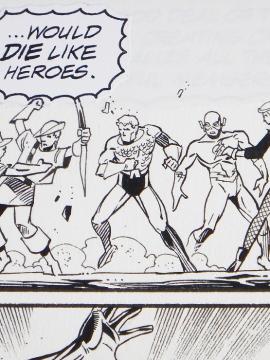 DC Comics JLA