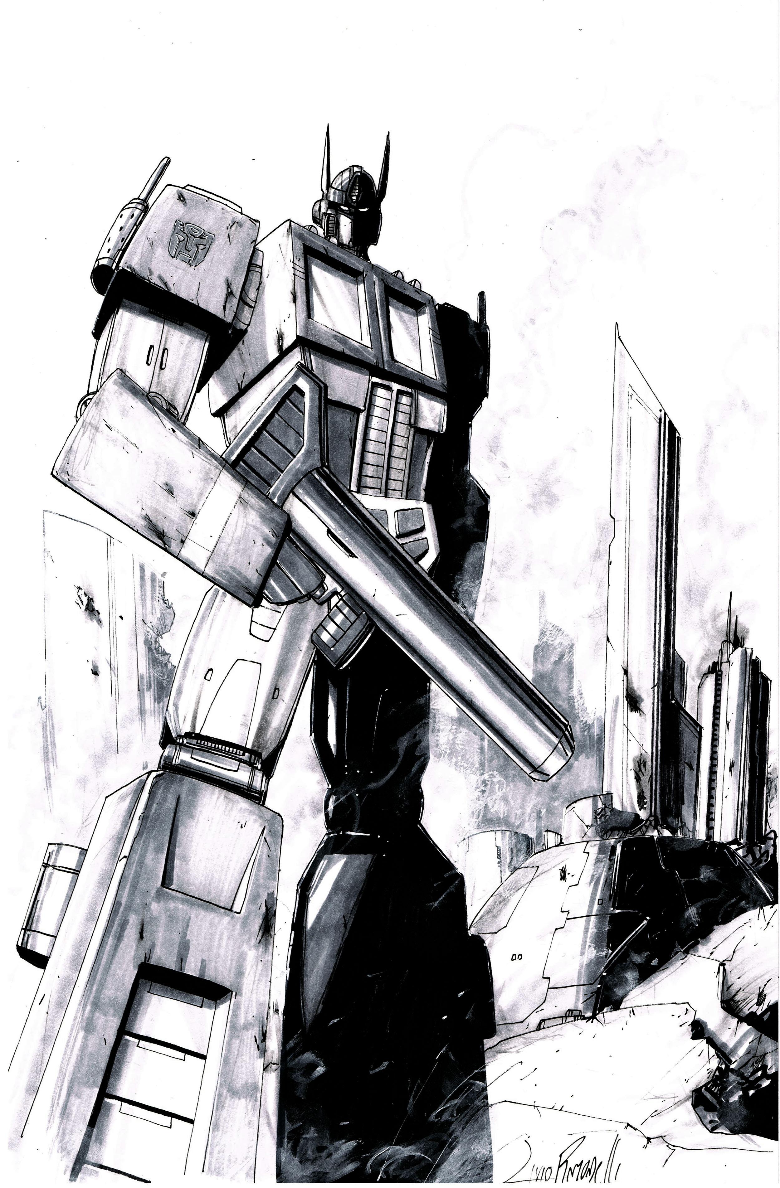 Livio Transformers