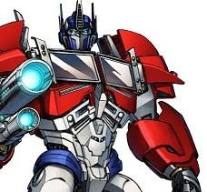 Prime Optimus Prime