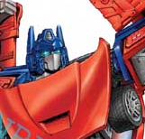 Alternator Optimus Prime