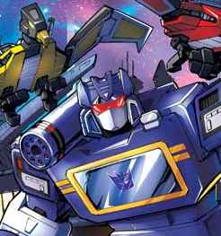 Soundwave Cassettes