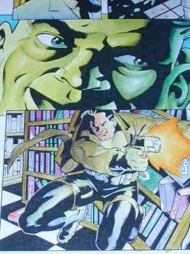 Hulk and Punisher