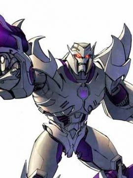Transformers Prime Megatron