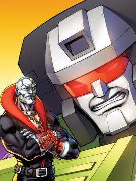 Transformers Devastator Destro