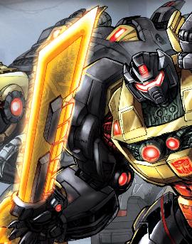 Transformers Dinobots Grimlock