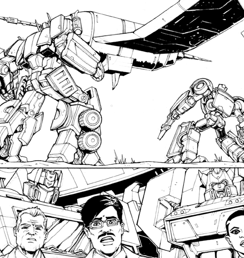 RID Transformers Artwork