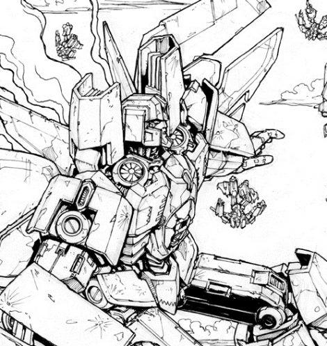 Thundercracker Transformers