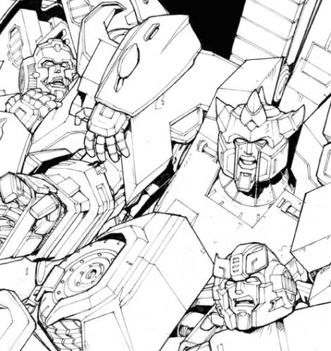 Transformers Cover Art 38