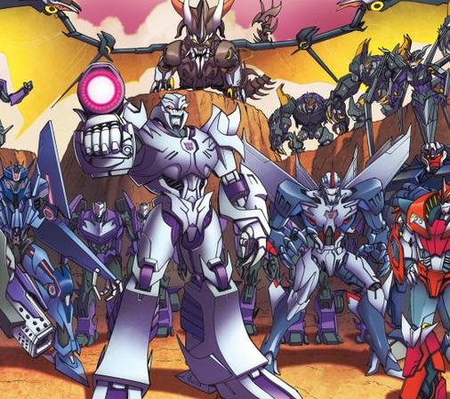 Prime Decepticons